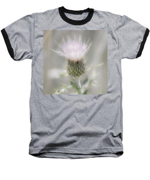 Glimmering Thistle Baseball T-Shirt