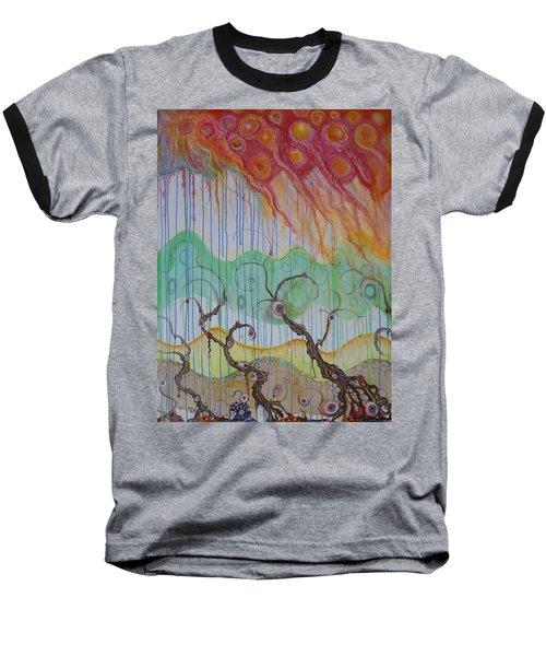 Climate Change, The Final Chapter Baseball T-Shirt