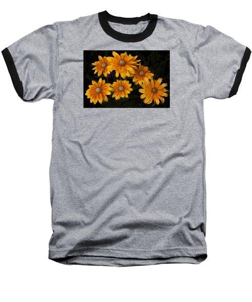 Gloriosa Baseball T-Shirt by Morris  McClung