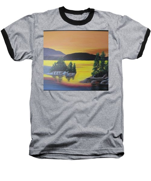 Glorious Sunrise Baseball T-Shirt