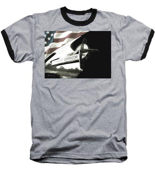 Glory And Power Baseball T-Shirt