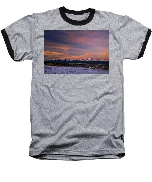Glow Of Morning Baseball T-Shirt