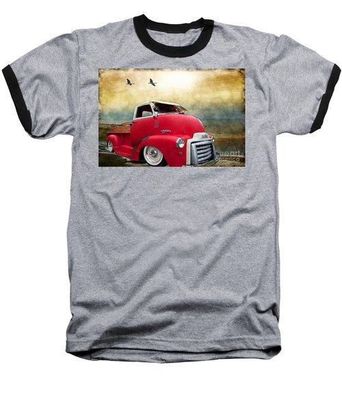 Gmc 350 Baseball T-Shirt by Liane Wright