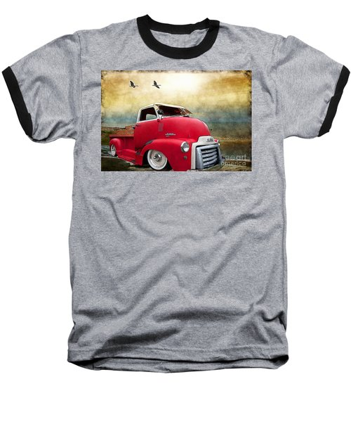 Gmc 350 Baseball T-Shirt