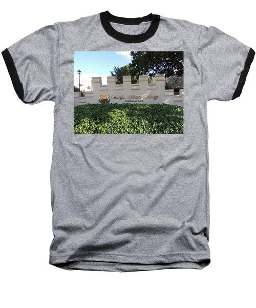Baseball T-Shirt featuring the photograph Gmc Milledgeville by Aaron Martens