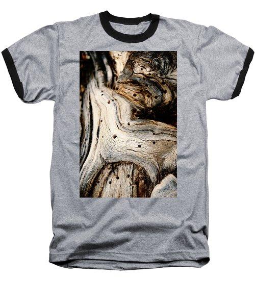 Gnarly Baseball T-Shirt by Leanna Lomanski