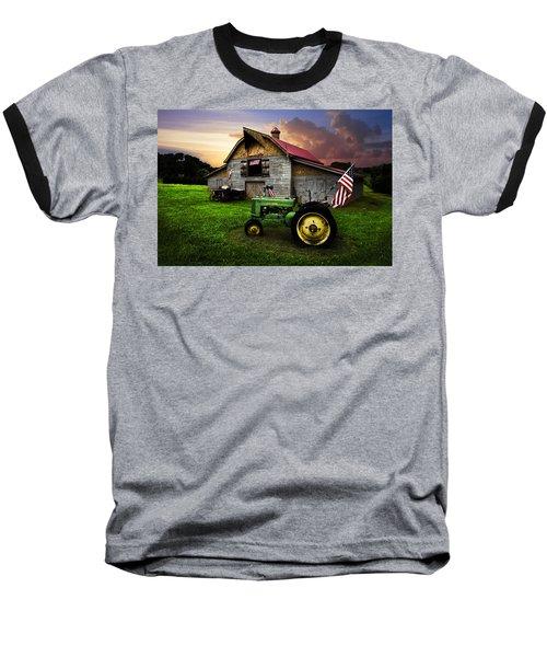 God Bless America Baseball T-Shirt