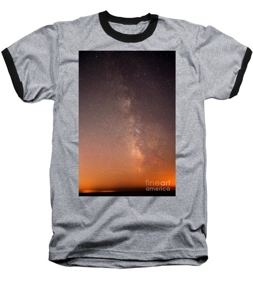 Baseball T-Shirt featuring the photograph God Did This by Robert Pearson