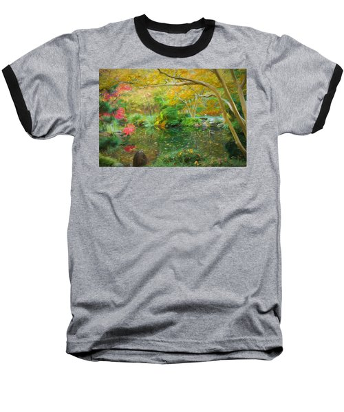 God Is A Designer Baseball T-Shirt