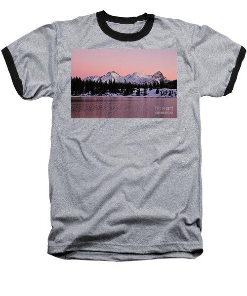 God's Light Painting At Molas Lake Baseball T-Shirt