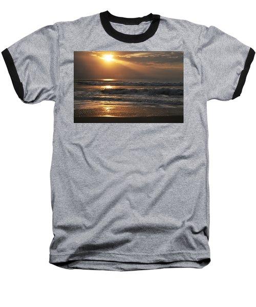 God's Rays Baseball T-Shirt