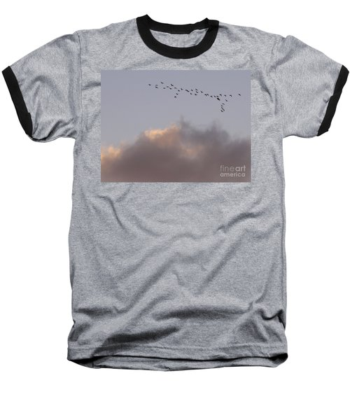 Going Places Baseball T-Shirt