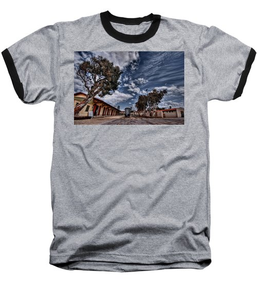 Baseball T-Shirt featuring the photograph Going To Jerusalem by Ron Shoshani