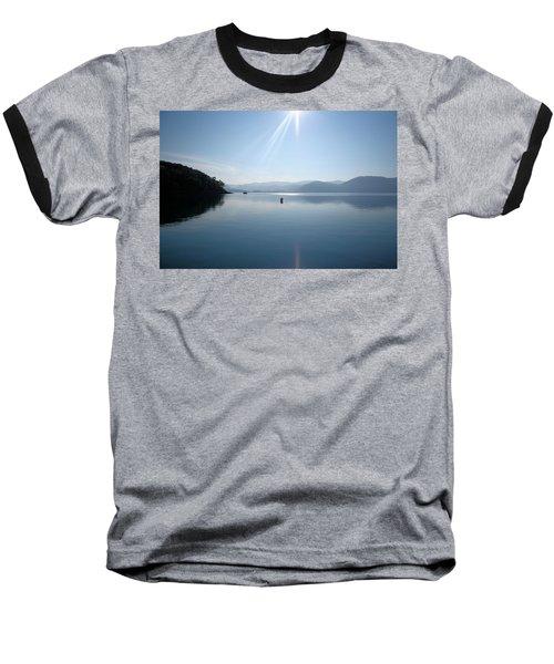 Baseball T-Shirt featuring the photograph Gokova Bay  by Tracey Harrington-Simpson