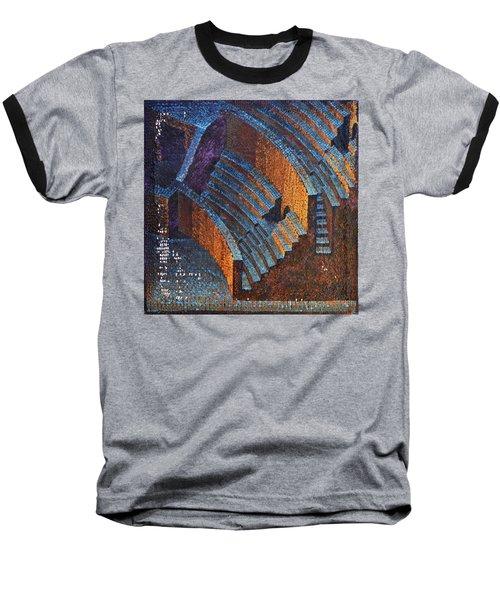Gold Auditorium Baseball T-Shirt