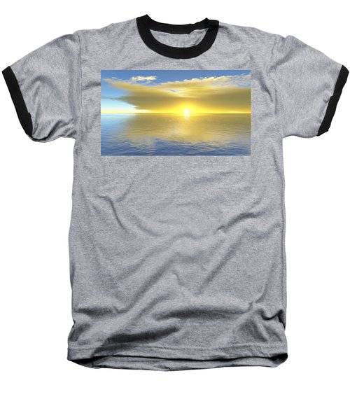 Gold Coast Baseball T-Shirt by Mark Greenberg
