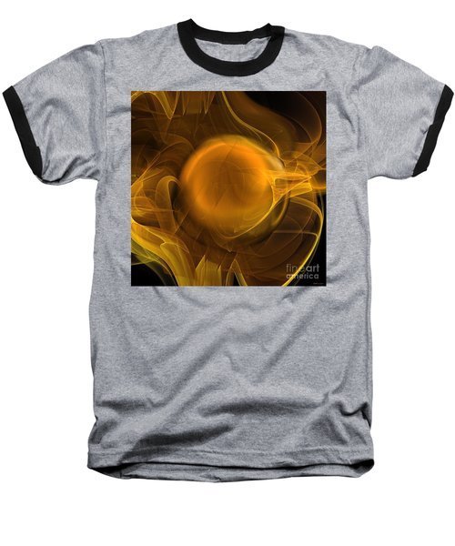 Gold Baseball T-Shirt
