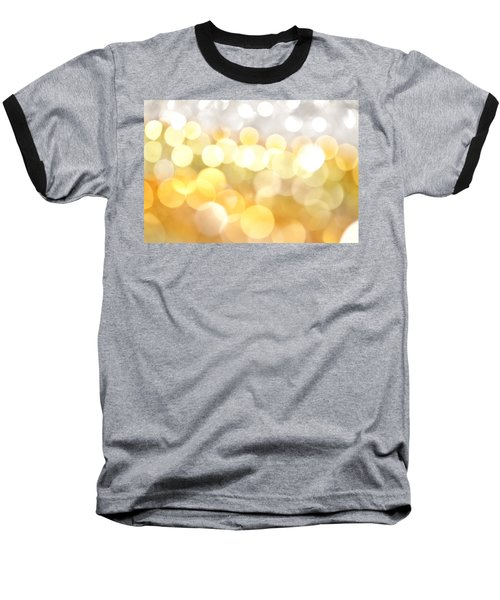 Gold On The Ceiling Baseball T-Shirt