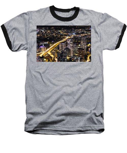 Golden Artery - Mcdxxviii By Amyn Nasser Baseball T-Shirt