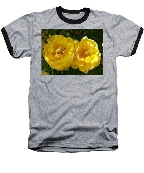 Golden Beauty Baseball T-Shirt