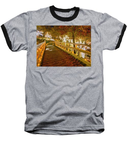 Golden Bridge Baseball T-Shirt