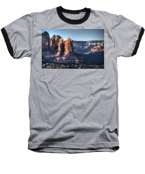Golden Buttes Baseball T-Shirt by Lynn Geoffroy