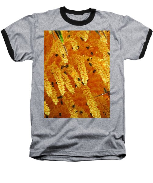 Golden  Buzz Baseball T-Shirt