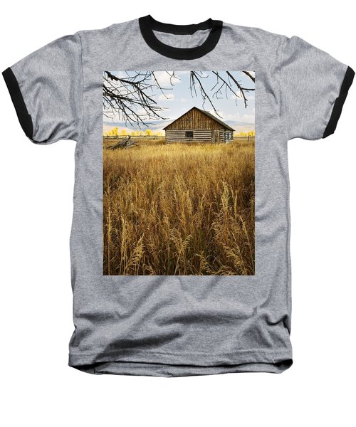 Golden Cabin Baseball T-Shirt