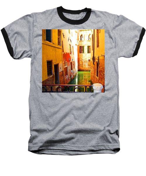 Golden Canal Baseball T-Shirt