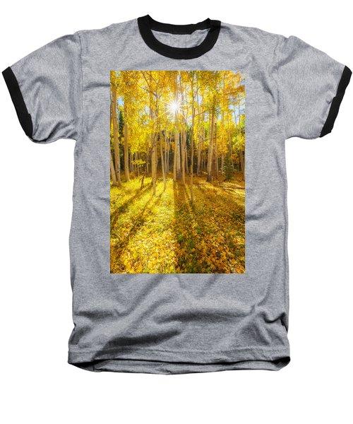 Golden Baseball T-Shirt