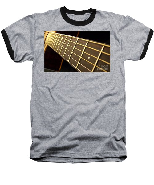Baseball T-Shirt featuring the photograph Golden Days by Andrea Anderegg