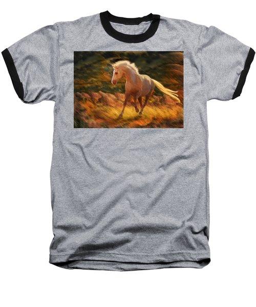 Golden Diva Baseball T-Shirt
