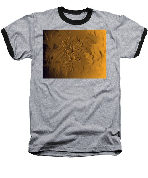Golden Effulgence Baseball T-Shirt