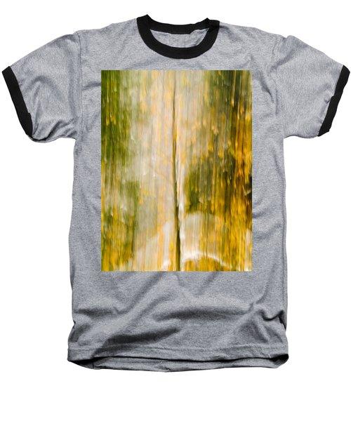 Golden Falls  Baseball T-Shirt by Bill Gallagher