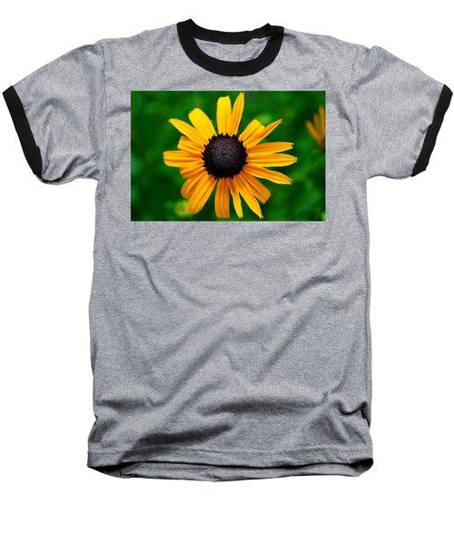 Baseball T-Shirt featuring the photograph Golden Flower by Matt Harang