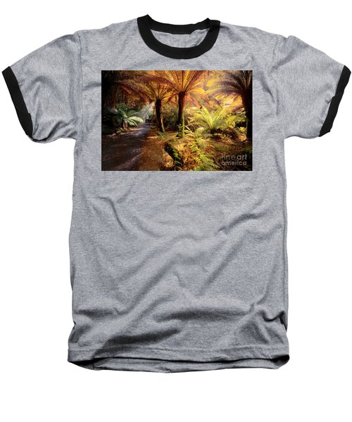 Golden Forest Baseball T-Shirt