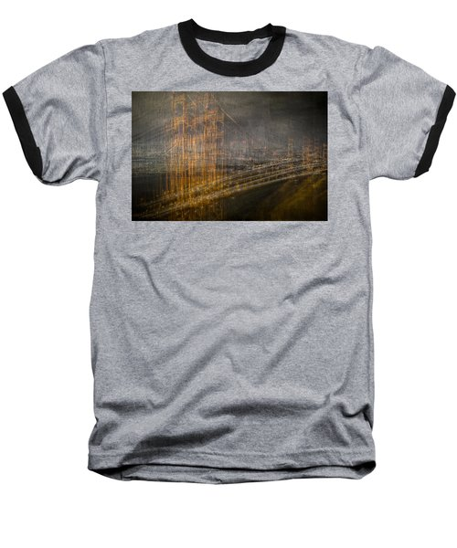 Golden Gate Chaos Baseball T-Shirt