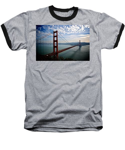 Golden Gate Open Baseball T-Shirt