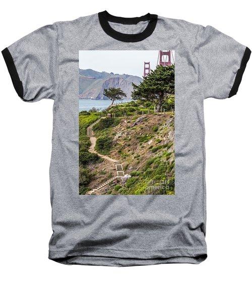 Golden Gate Trail Baseball T-Shirt