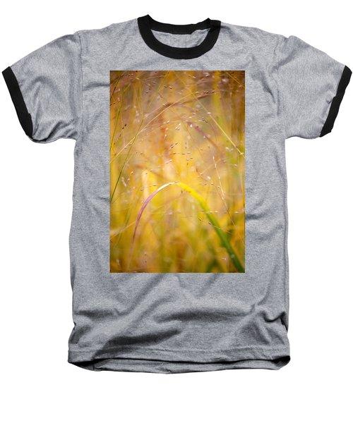 Golden Grass Baseball T-Shirt
