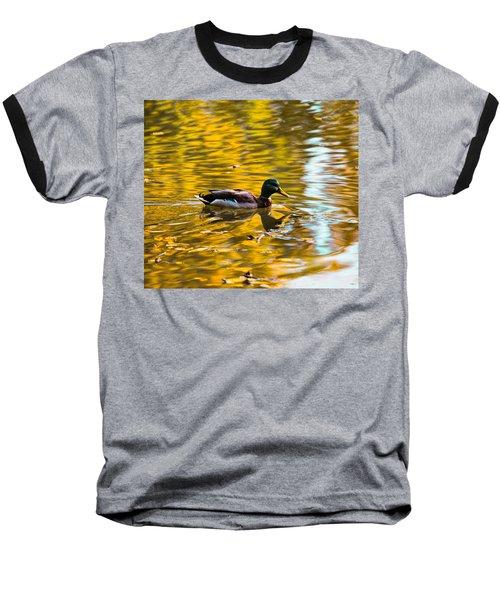 Golden   Leif Sohlman Baseball T-Shirt