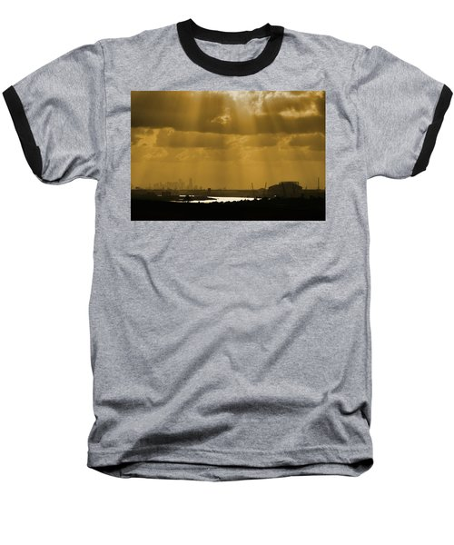Golden Light Baseball T-Shirt