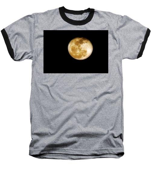 Golden Moon Baseball T-Shirt