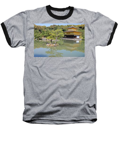 Golden Pavilion Baseball T-Shirt