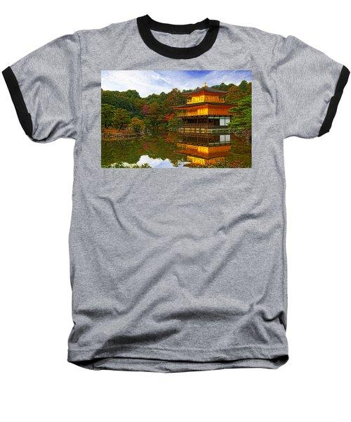 Golden Pavilion Baseball T-Shirt