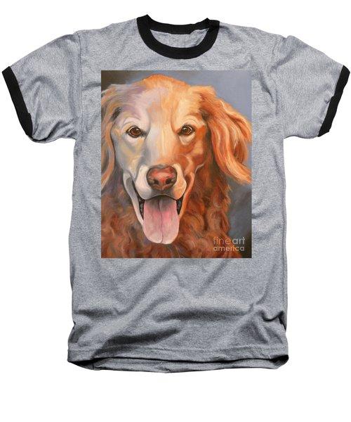 Golden Retriever Till There Was You Baseball T-Shirt
