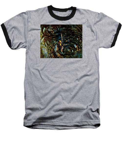 Golden Ripples Baseball T-Shirt