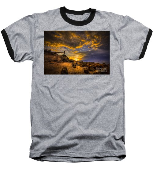 Golden Shore Baseball T-Shirt