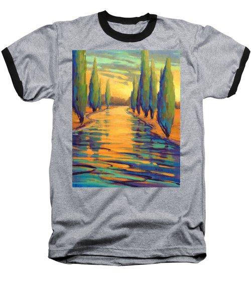 Golden Silence 3 Baseball T-Shirt
