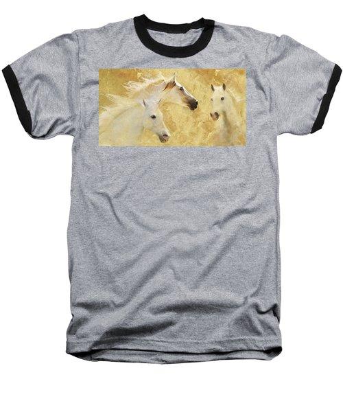 Golden Steeds Baseball T-Shirt